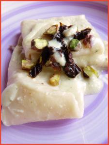 lasagnette-di-farro-al-pesto-di-frutta-secca-ed-erba-cipollina-vegan