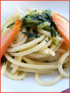 spaghetti-alla-chitatta-con-catalogna-e-zucca-vegan